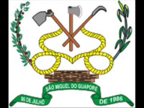 Hino de São Miguel do Guaporé - RO