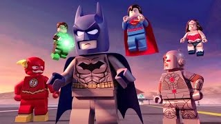 Lego Dc Comics Super Heroes  Justice League  Attack Of The Legion Of Doom   Trailer