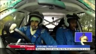 Kisumu Motosports Rally