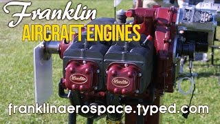 7. Franklin Aircraft Engines, from Franklin Aerospace, Franklin Engine Parts & Service.