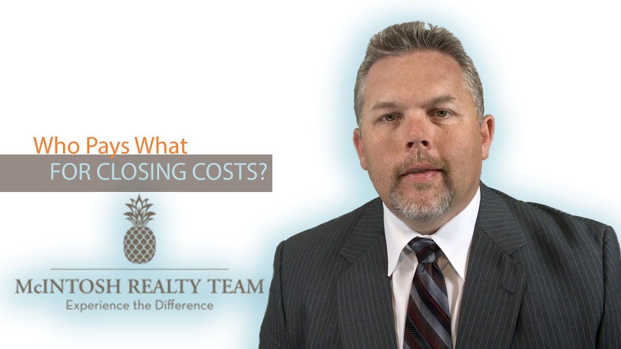 What Does a Seller Pay for Closing Costs?