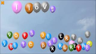 Alphabet Balloons Free (Kids) YouTube video