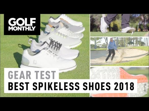 Best Spikeless Golf Shoes 2018 I Golf Monthly