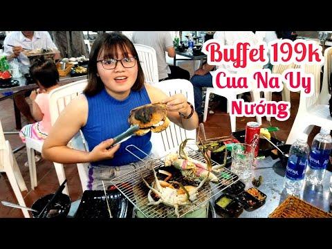 Buffet cua NaUy, tôm hải sản giá siêu rẻ chỉ 199k tranh giành 30s là hết sạch | saigon travel Guide - Thời lượng: 21 phút.