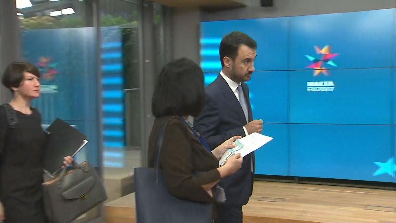 Α. Χαρίτσης: «Στηρίζουμε ενεργά μία ευρωπαϊκή στρατηγική για τη βιομηχανία»
