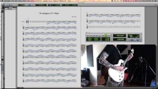 Guitar Tutorial: Arpeggiated 7ths of C Major - FREE download: https://drive.google.com/open?id=0B5KZ
