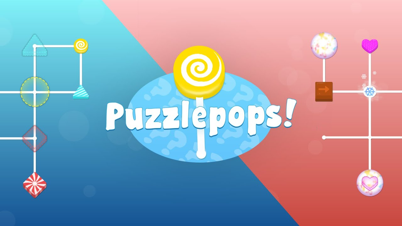 Sugary Logic Puzzle Game 'Puzzlepops!' Arrives May 12th, New Trailer Released