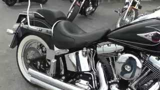 2. 042888 - 2011 Harley Davidson Heritage Softail Classic FLSTC - Used Motorcycle For Sale