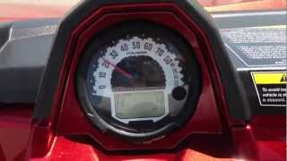 5. Acceleration Test Polaris Ranger XP 900 LE In Sunset Red Tested In High And Low Range