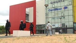 Villeneuve-la-Garenne France  city photo : Villeneuve-la-Garenne: braquage dans un centre commercial