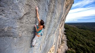 Rock climbing in Seynes - the SITTA project outtakes by Petzl Sport