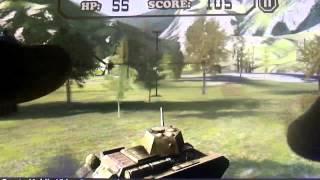 Battlefield Tank videosu