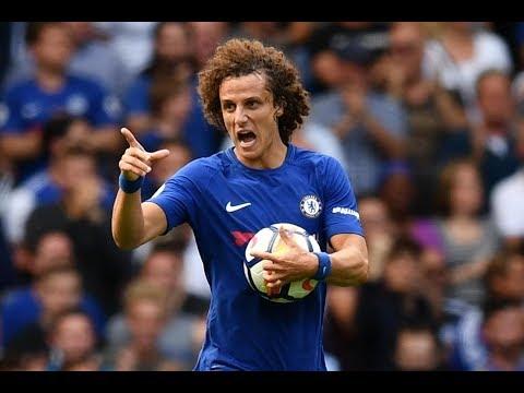David Luiz 2018 HD - Excellent Defense Skills - Chelsea FC