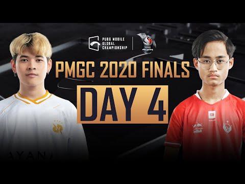 [EN] PMGC Finals Day 4 | Qualcomm | PUBG MOBILE Global Championship 2020