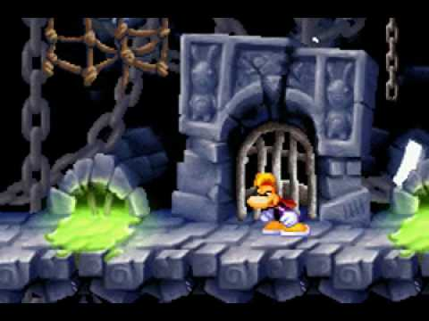 rayman game boy cheats