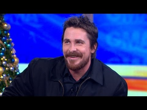 christian bale - The actor spent time working in a steel mill to prepare for his role.