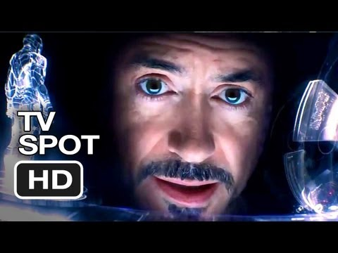 Iron Man 3 Kids Choice Awards SPOT #2 - Extended (2013) - Robert Downey Jr. Movie Video