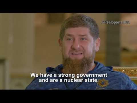 Кадыров заявил об ответном ядерном ударе в случае разрушения России
