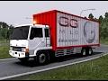 ETS 2   Mitsubishi Fuso 6 x 4 220 PS Cargo Logistik