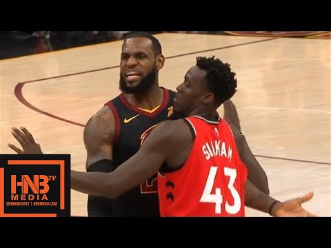 Cleveland Cavaliers vs Toronto Raptors 1st Half Highlights / Game 3 / 2018 NBA Playoffs - Thời lượng: 5:23.