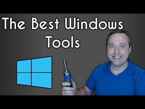 The Best Windows 10 Tools I use on every installation