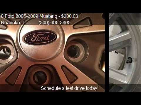 0 Ford 2005-2009 Mustang  for sale in Roanoke, IL 61561 at G