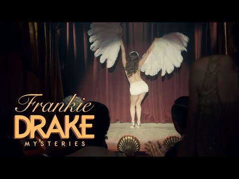 "Frankie Drake Episode 7, ""Fifty Shades of Greyson"", Preview | Frankie Drake Mysteries: Season 2"