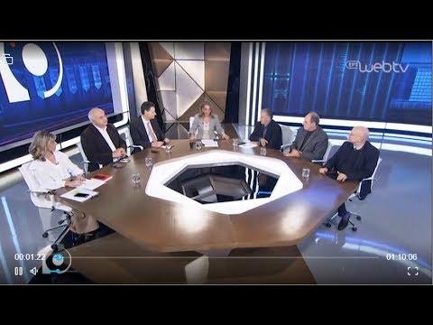 «10» με την Όλγα Τρέμη – Θ.Σκυλακάκης, Γ.Σταθάκης, Ν.Καραθανασόπουλος | 20/02/2020 | ΕΡΤ