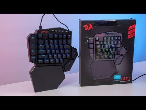 Redragon K585 DITI Gamepad Unboxing ($37)