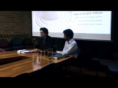 'La religiosidad desde una perspectiva laica', conversatorio en Bogotá (1/2)