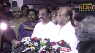 Kollywood Stars Pays Homage to K Balachander