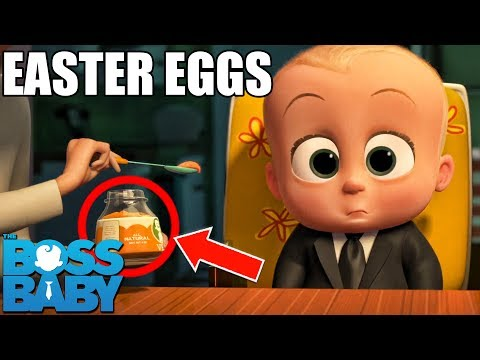 35 Easter Eggs of THE BOS