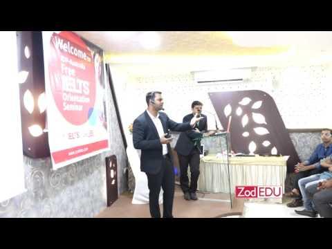 IELTS Orientation Seminar Episode 1
