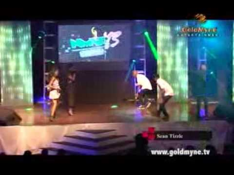 May D, Sean Tizzle @ Nigeria Music Video Awards 2013