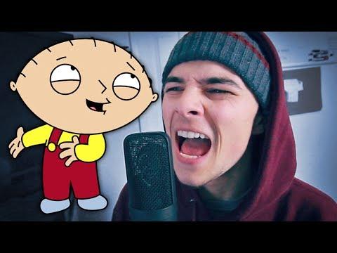 "Eminem – ""Rap God"" (Family Guy Version)"