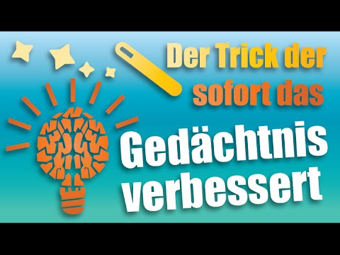gedchtnis - Besuchen Sie uns hier: http://www.Centered-Learning.de Warum vergessen wir eigentlich so viele Dinge von denen, die wir uns eigentlich merken knnen? Die Ant...