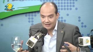 """Ramfis Dominguez Trujillo: """"Tengo claro que nosotros no tenemos objeción constitucional"""""""