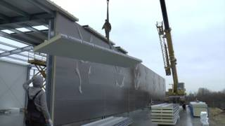 Montaż płyty dachowej