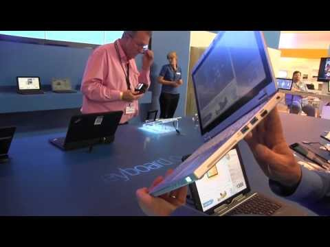 Gadgets & Gaming Galore: Intel booth tour at IFA 2013