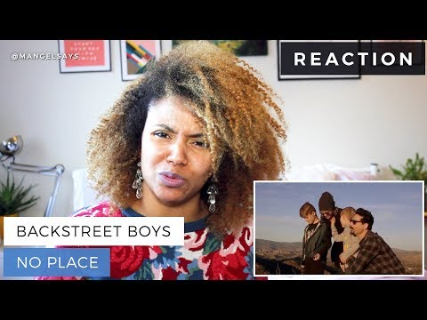 Backstreet Boys - No Place | M-Angel REACTION