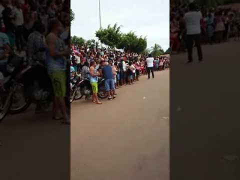 Blog do Minard - Cortejo fúnebre ao prefeito de Central do Maranhão