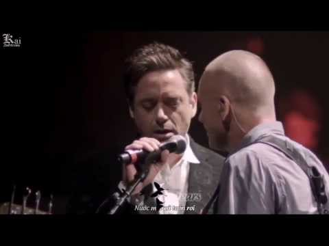 Robert Downey Jr. & Sting – Driven to Tears
