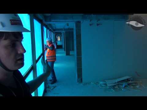 Por dentro da obras da Arena Corinthians em 26/01/2013 - Parte 2
