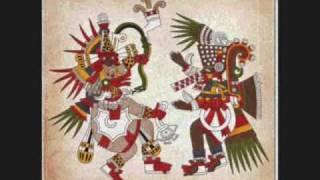 El Salvador Danza de las Obsidianas Tezcatlipoca  Pipil Nahuat Grupo Musical Indigena