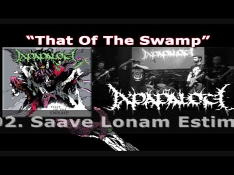 IXPAPALOTL - That Of The Swamp (EP, 2009)