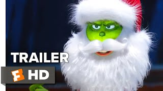Video The Grinch International Trailer #1 (2018) | Moveiclips Trailers MP3, 3GP, MP4, WEBM, AVI, FLV Oktober 2018