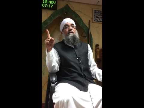 Maulana Abdur Raheem Ashura (URDU) Part 2/2 (видео)