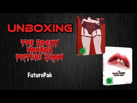 The Rocky Horror Picture Show FuturePak FilmConfect Unboxing