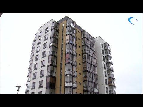 Жители комплекса «Ривер Хаус» жалуются на негорящие уличные фонари