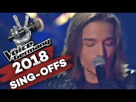 The Police - Roxanne (Eros Atomus Isler) | The Voice Of Germany | Sing-Offs